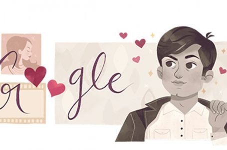GOOGLE CHANGED DOODLE TODAY WAHEED MURAD